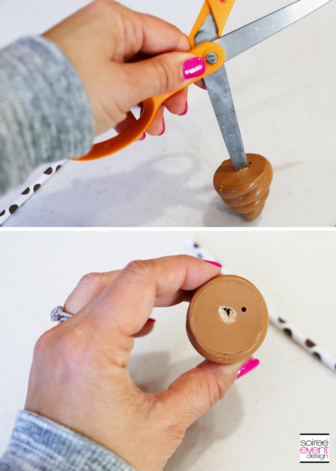 Poop Emoji Cupcakes - Step 3
