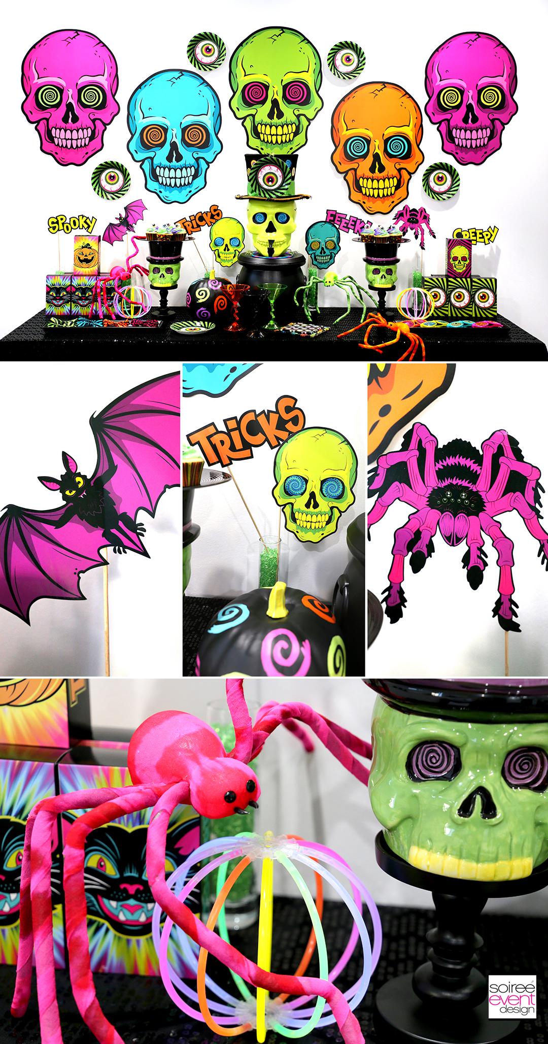 Spookadelic Halloween Party Supplies