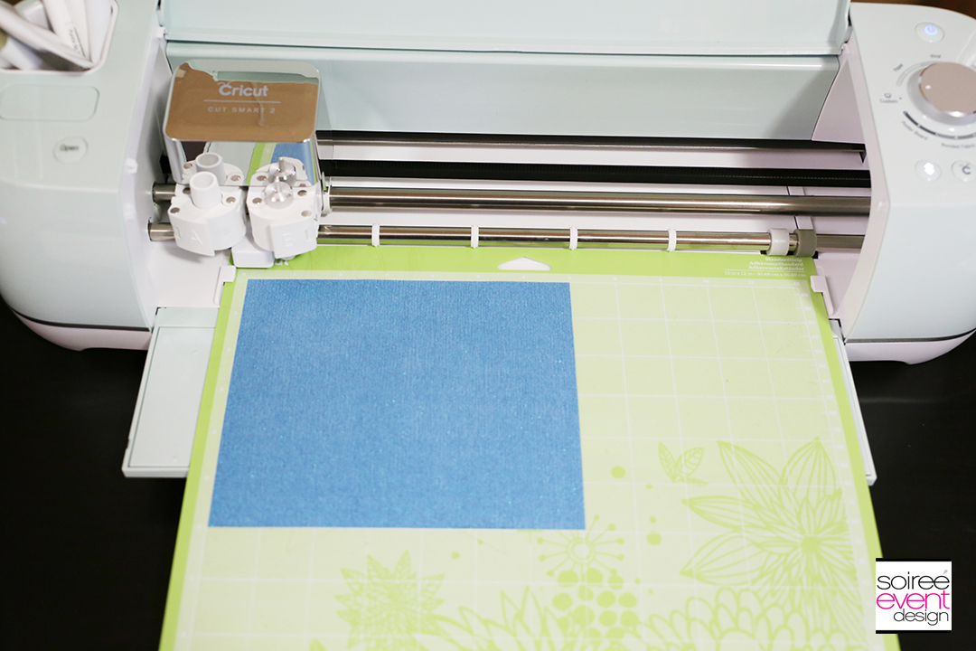 Cricut Merry and Bright T-Shirts - Step 2B