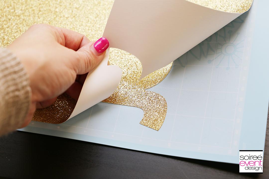 Cricut Paper Christmas Tree Decorations-5