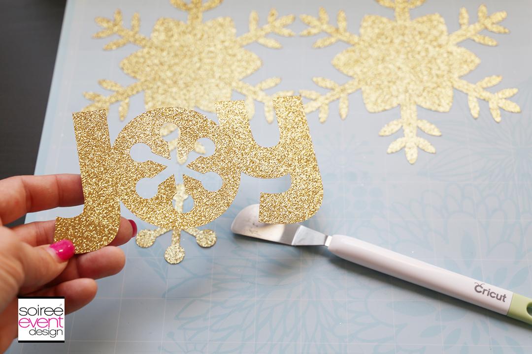Cricut Paper Christmas Tree Decorations-7