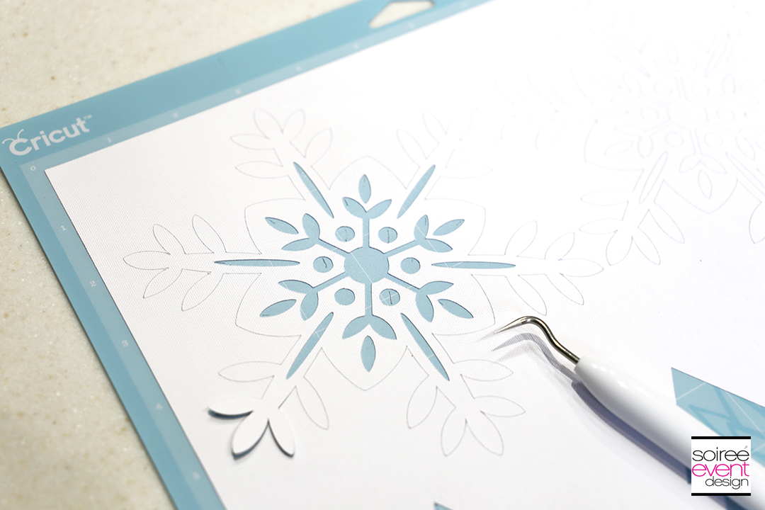 DIY Cricut Farmhouse Decorations - Step 2
