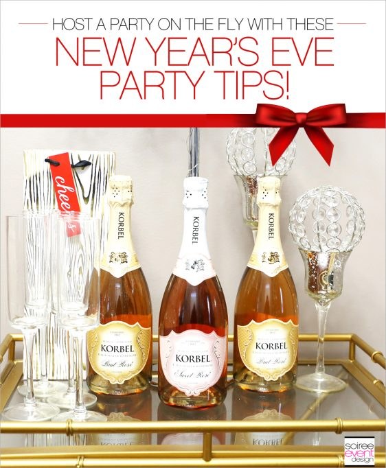 Last Minute New Years Eve Party Tips with Evite