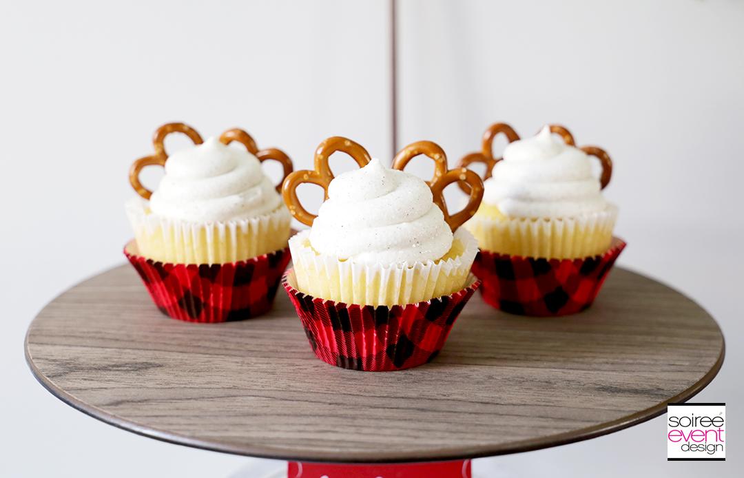Rudolph Cupcakes-Step 2