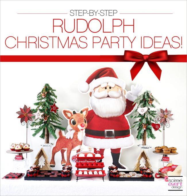 Rudolph Party Ideas + Giveaway
