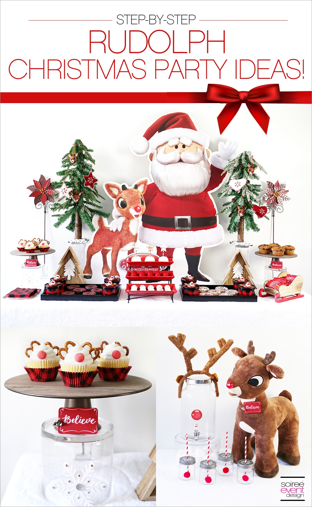 Rudolph Party Ideas