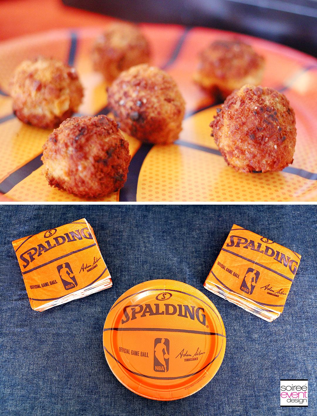 Basketball Party Ideas - Basketball Partyware