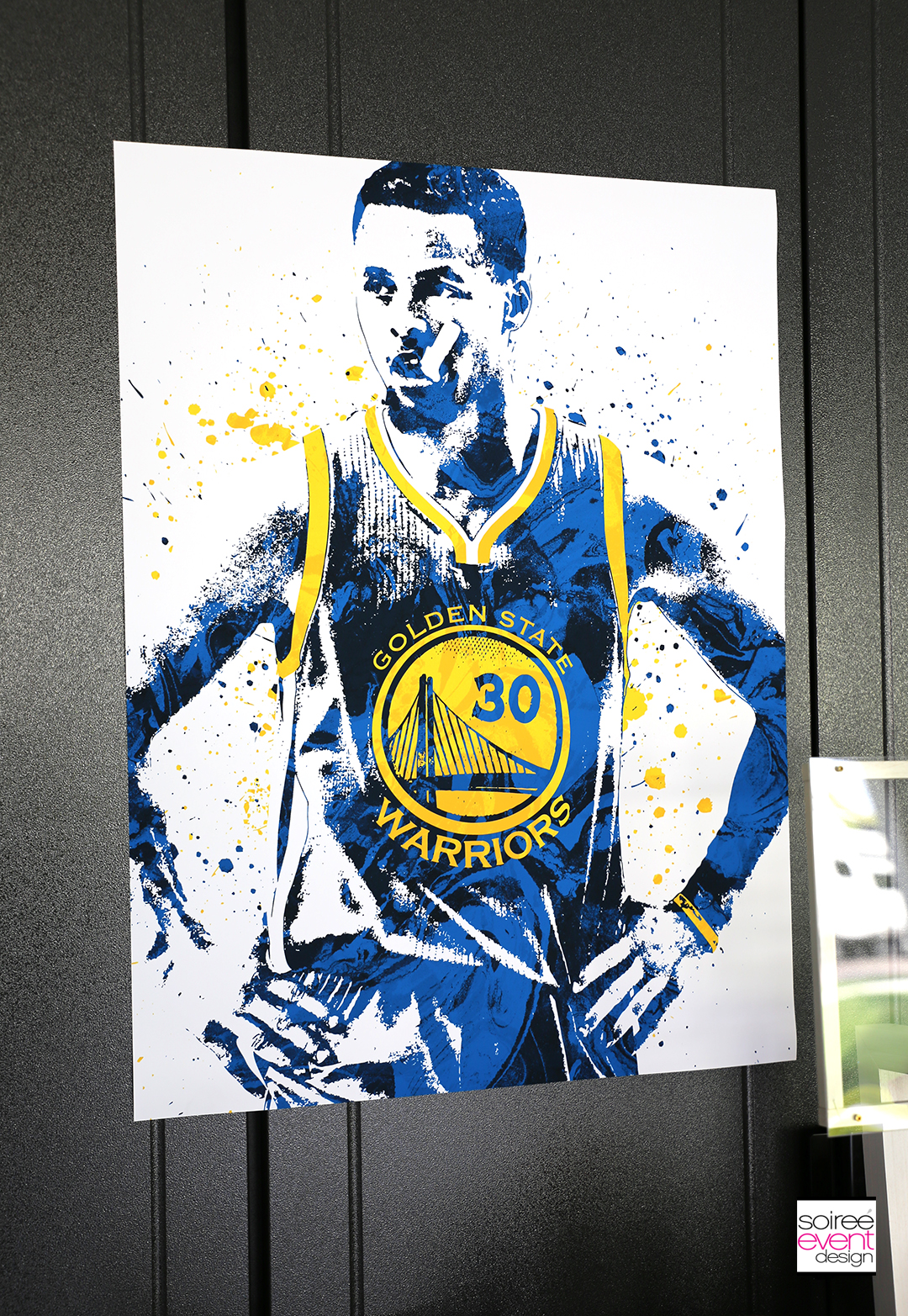 Basketball Party Ideas - Basketball Posters