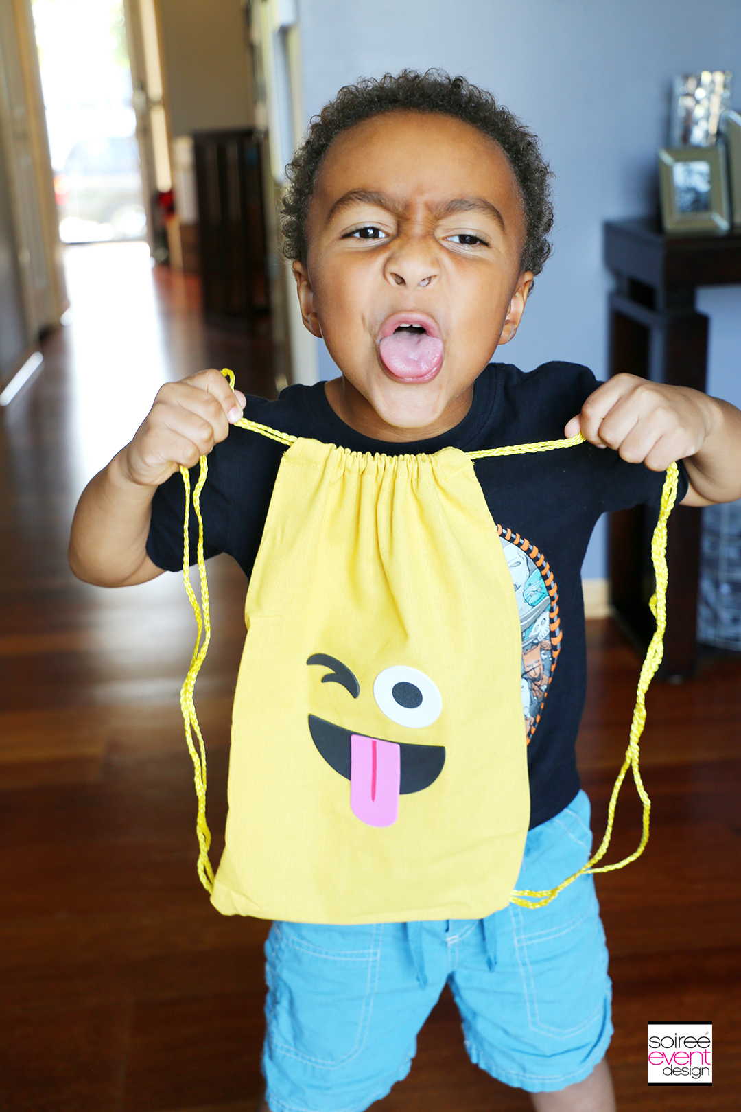 Emoji Backpacks Party Favors - 2