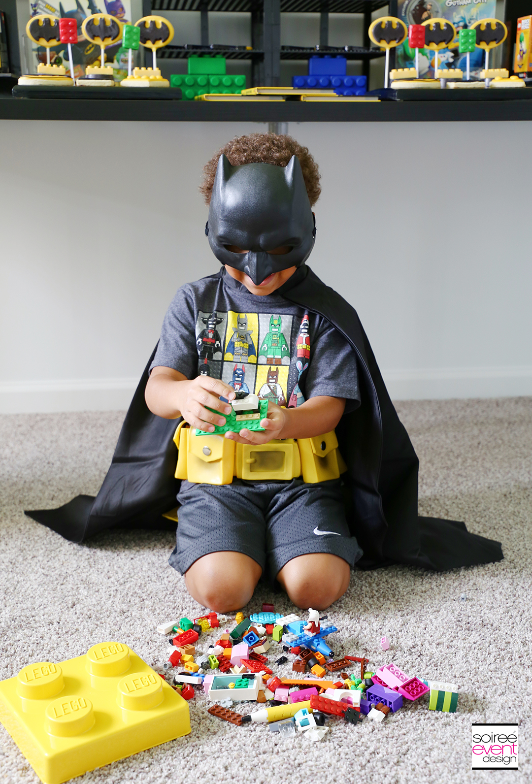 LEGO Batman Party Activities - 1