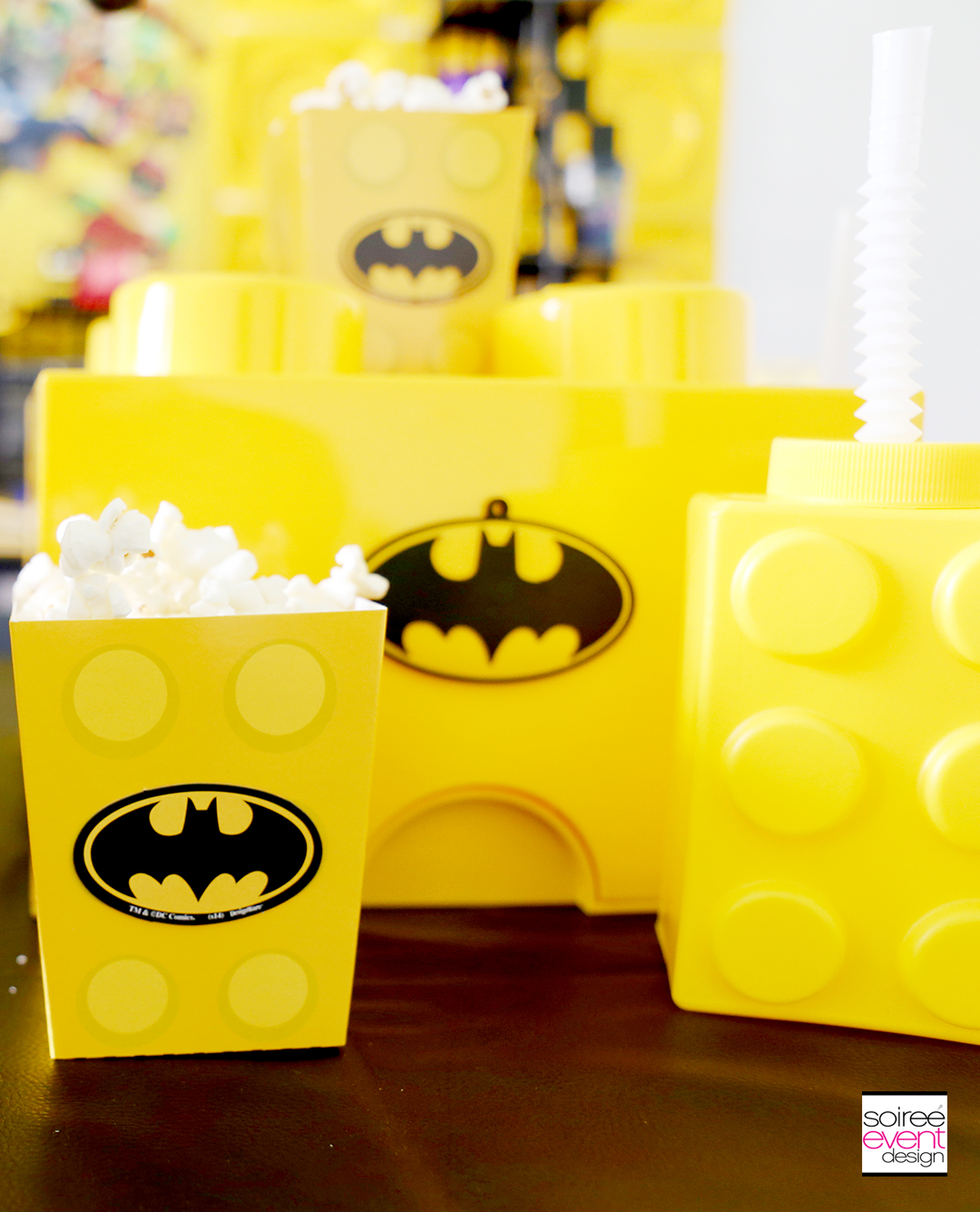 LEGO Batman Party Activities -10