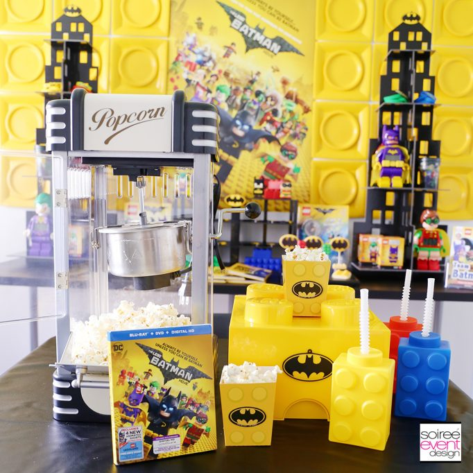 LEGO Batman Party Activities