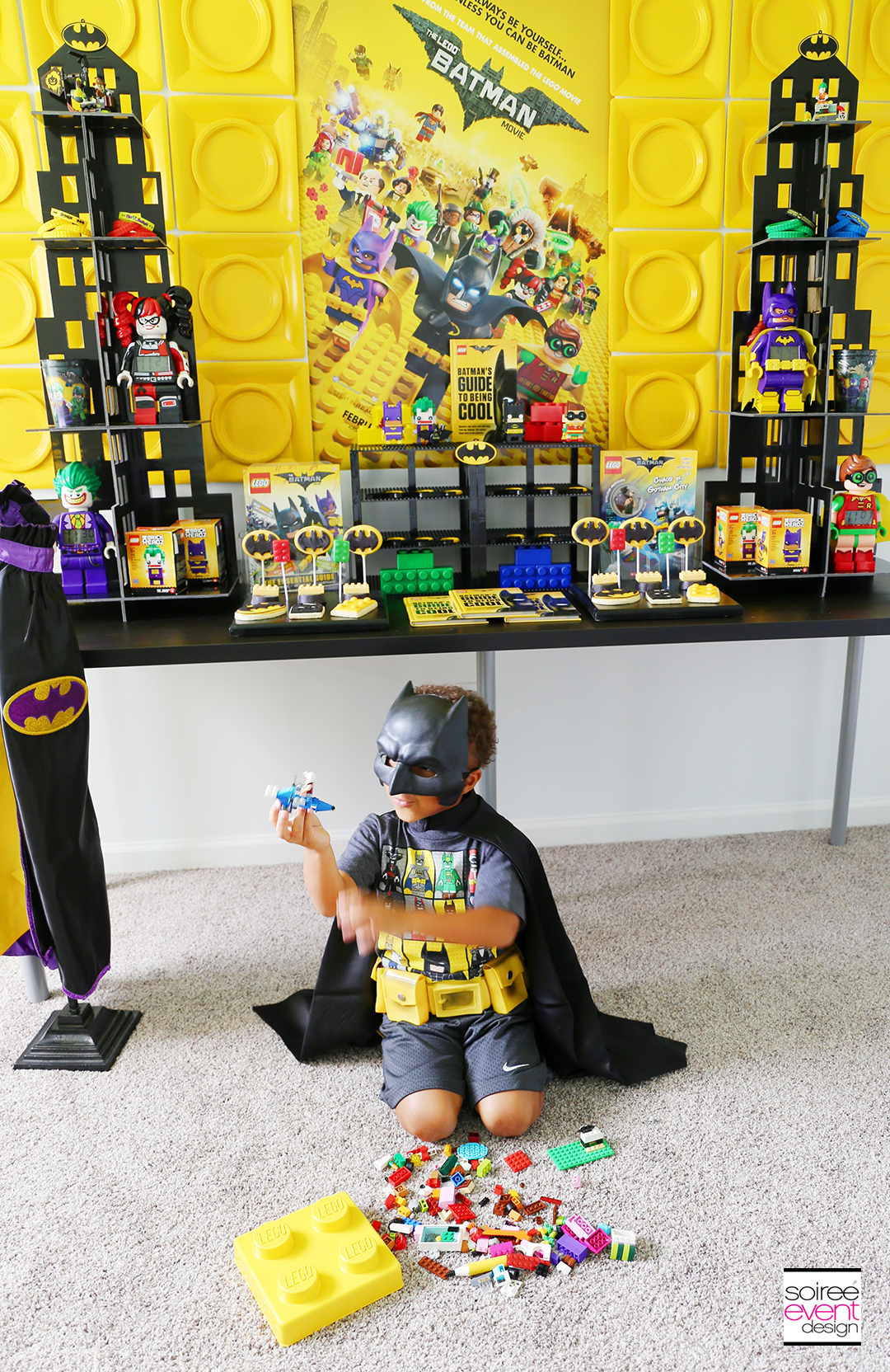 LEGO Batman Party Activities -5