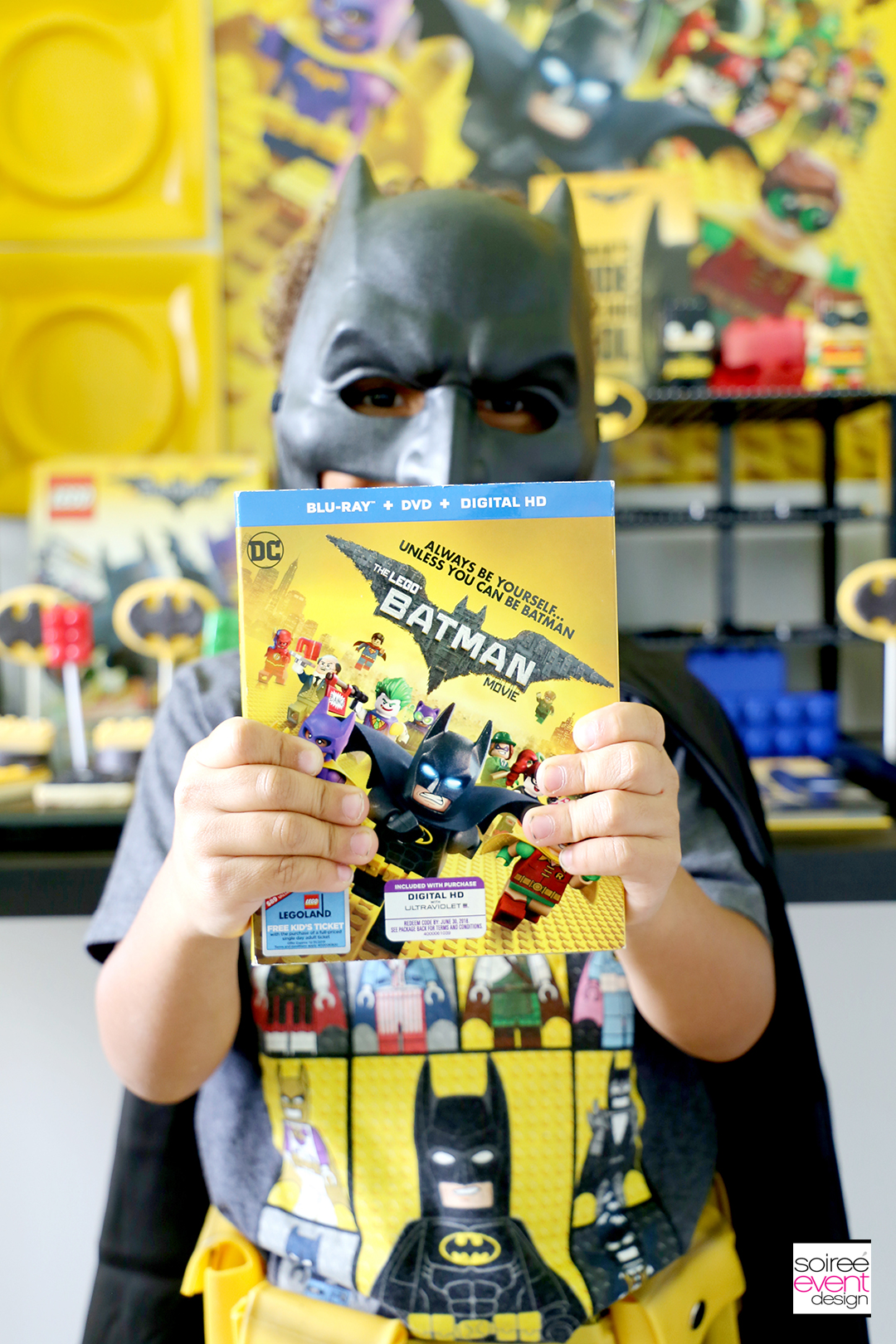 LEGO Batman Party Activities -9