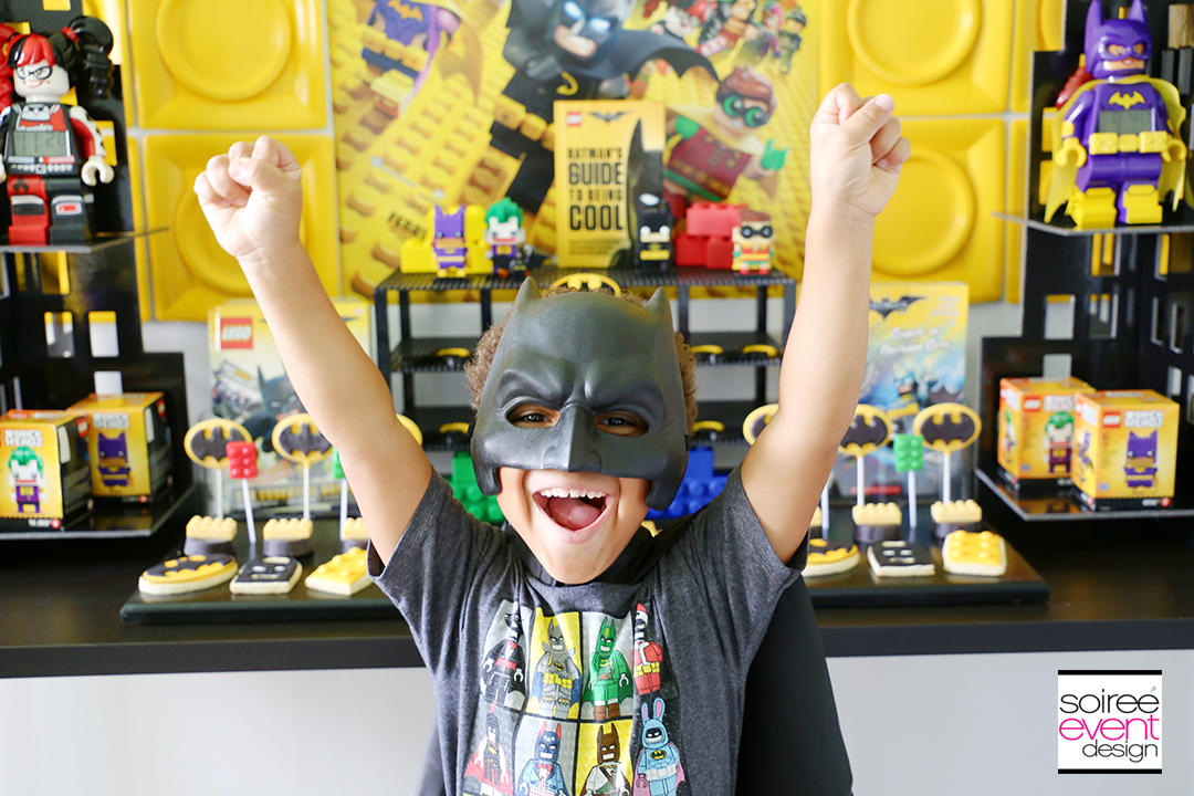 Lego Batman Party Favors Ideas - 1