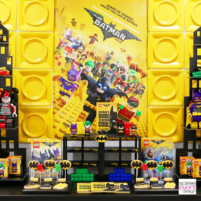 Host a LEGO Batman Party with these LEGO Batman Party Ideas!