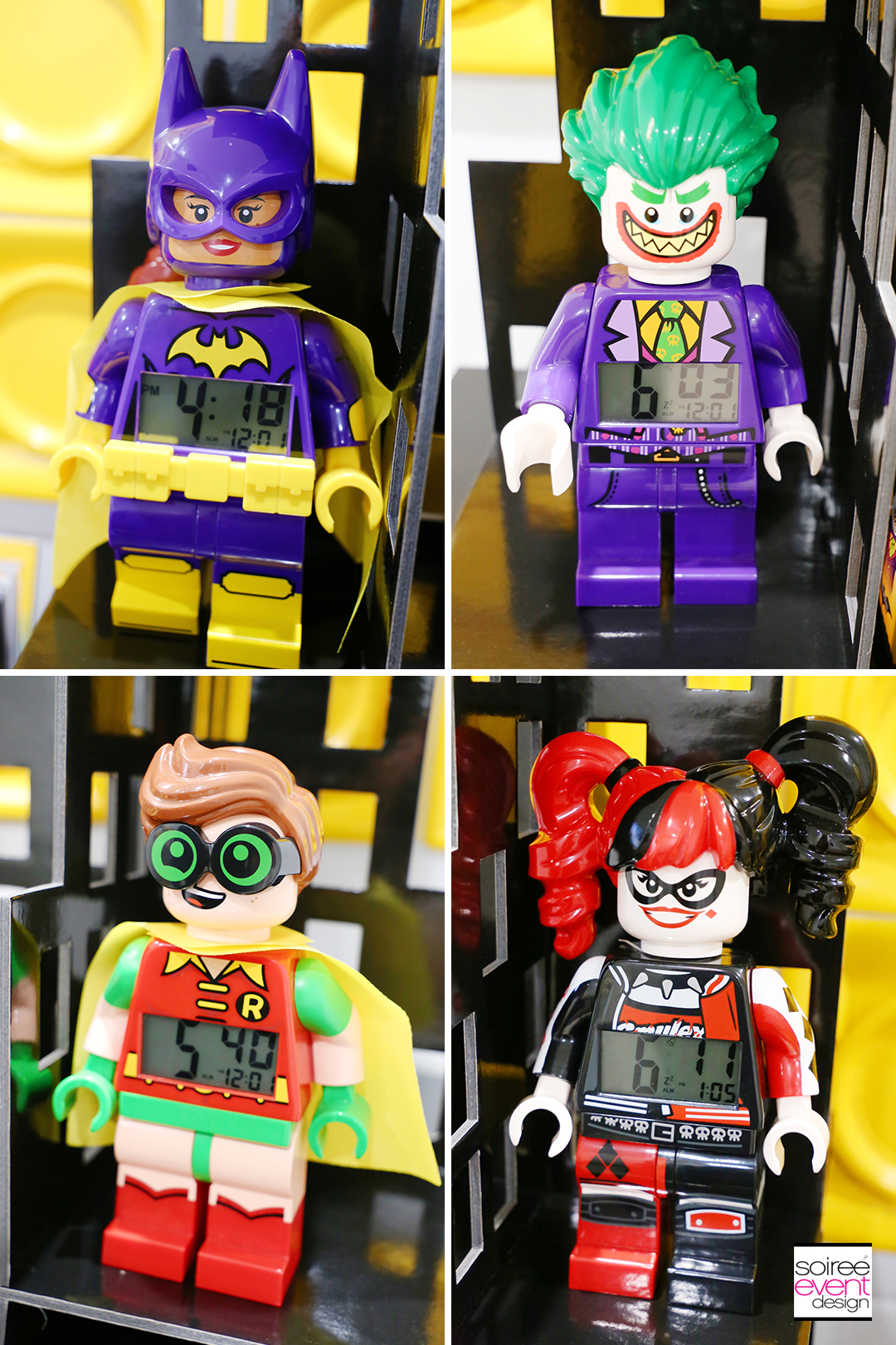 Lego Batman Party Ideas - Batman Decorations