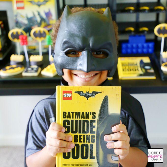 LEGO Batman Party Favors Ideas!
