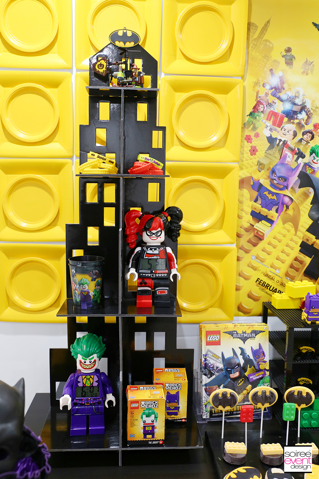 Lego Batman Party Ideas - Batman Party Favors