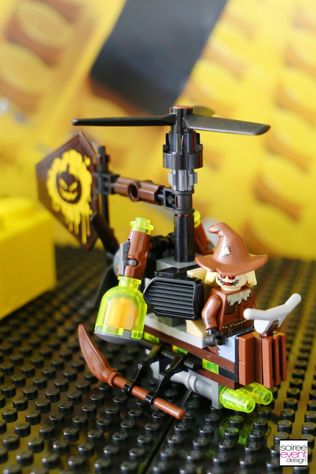 Lego Batman Party Ideas - Toy Decorations