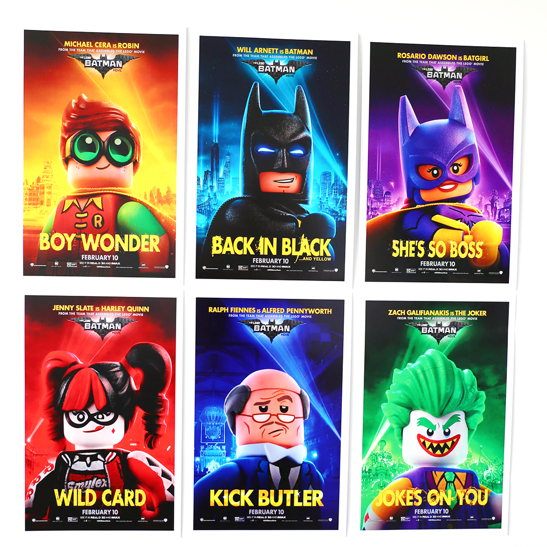 Lego Batman Party Photo Booth - 12