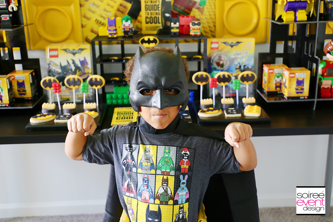 Lego Batman Party Photo Booth - 13