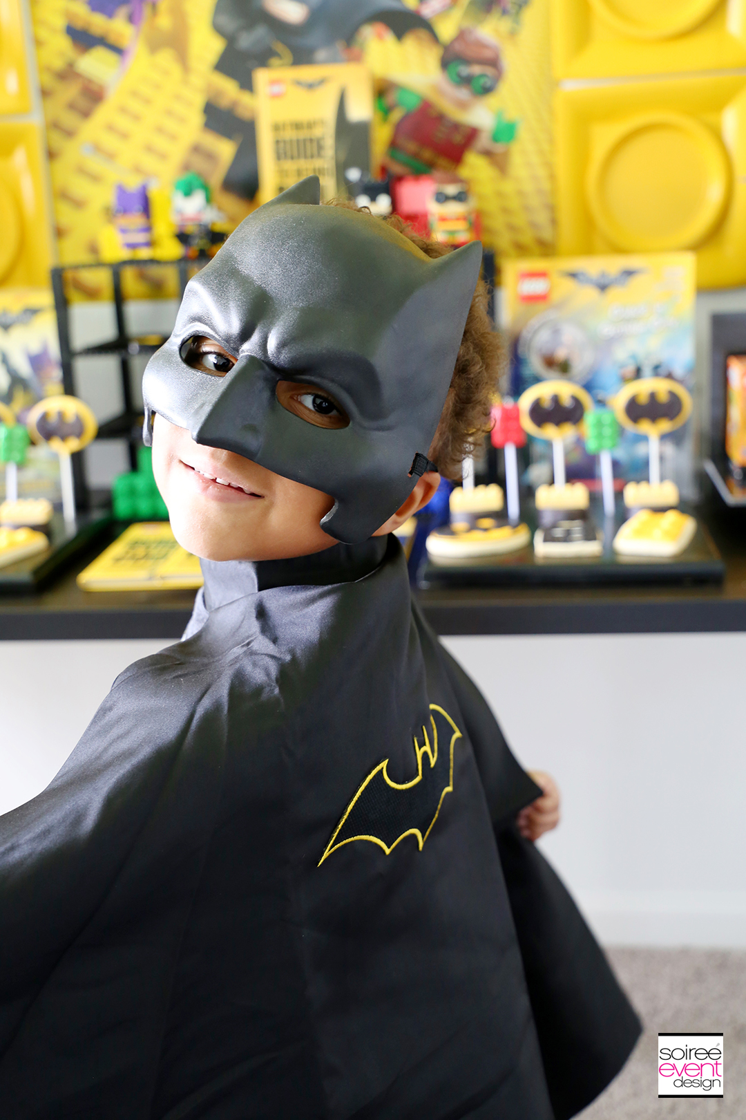 Lego Batman Party Photo Booth - 14