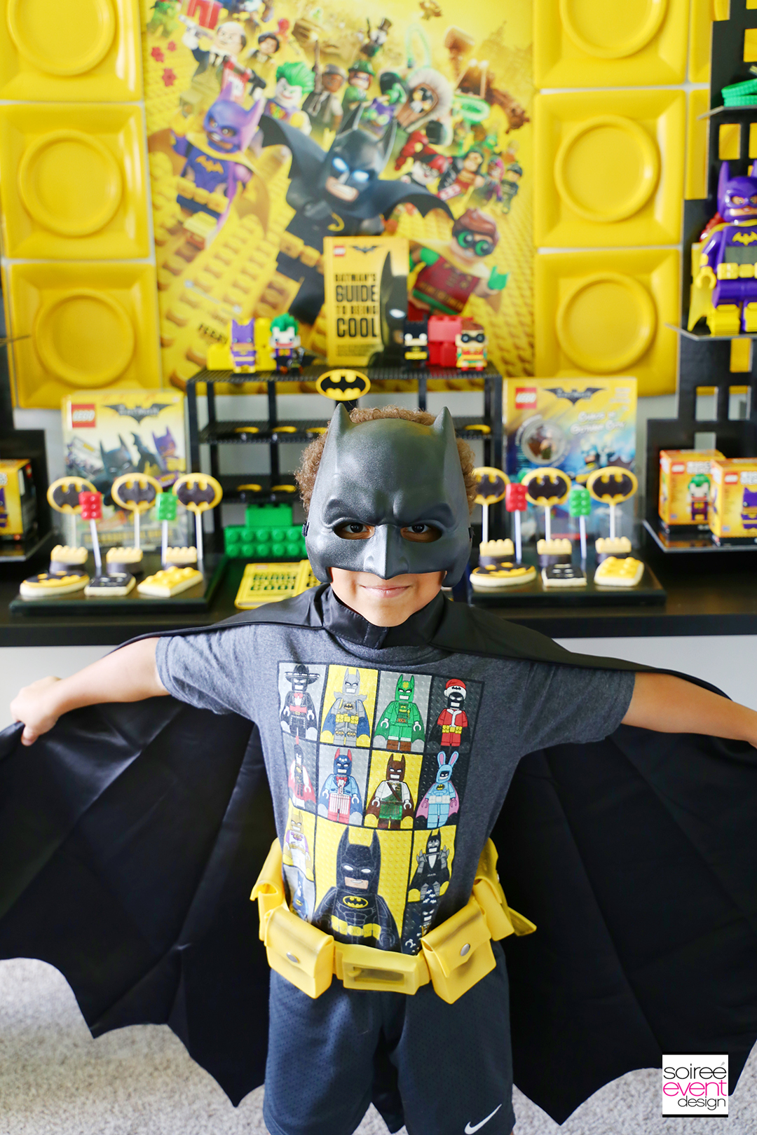 Lego Batman Party Photo Booth - 15