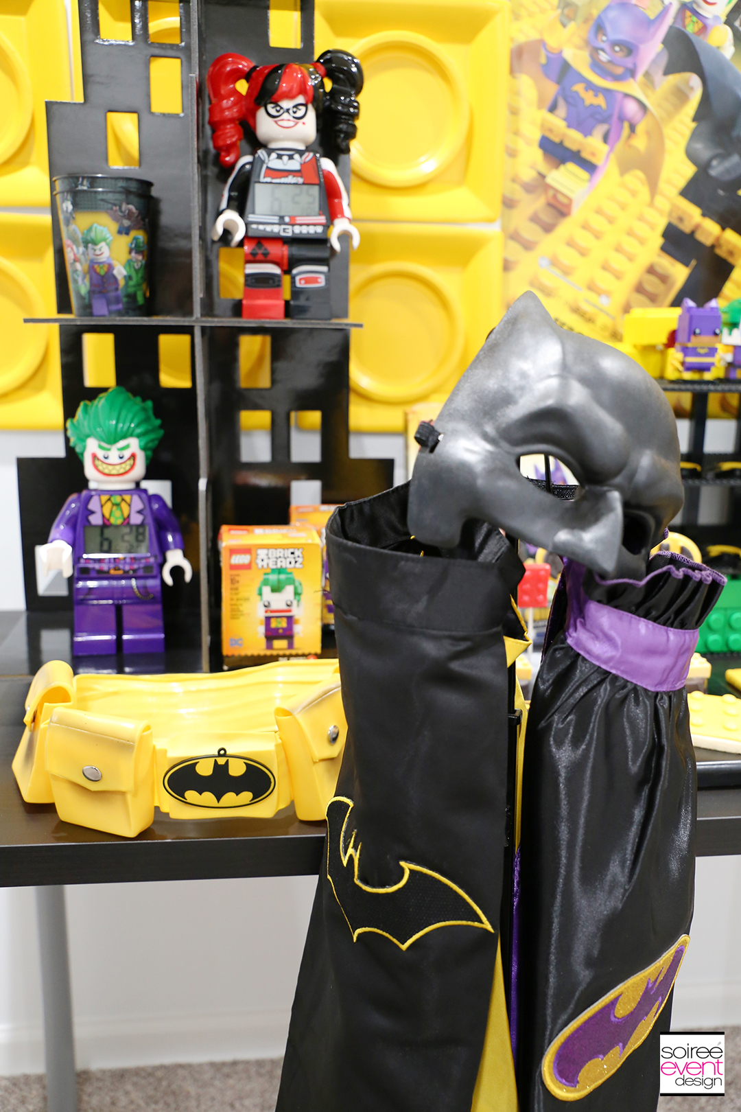 Lego Batman Party Photo Booth - 7