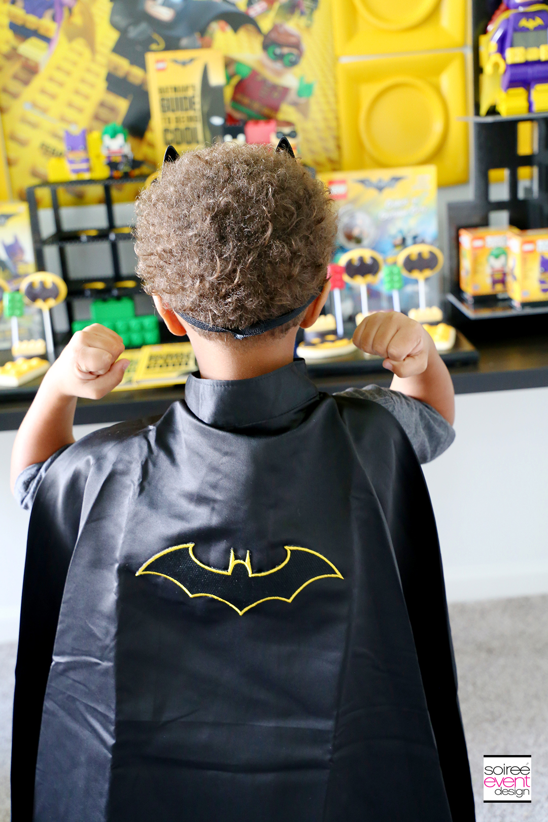 Lego Batman Party Photo Booth - 8