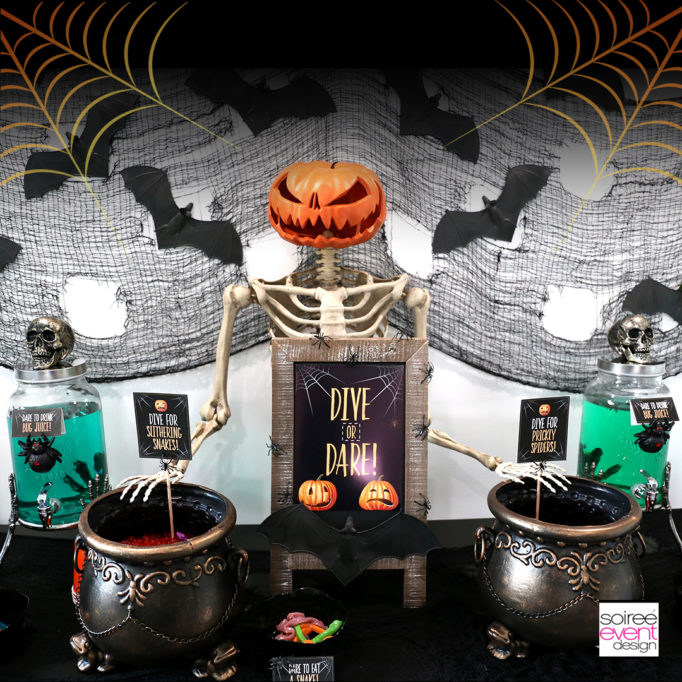 Halloween Party Games – Dive or Dare + FREE Printables!