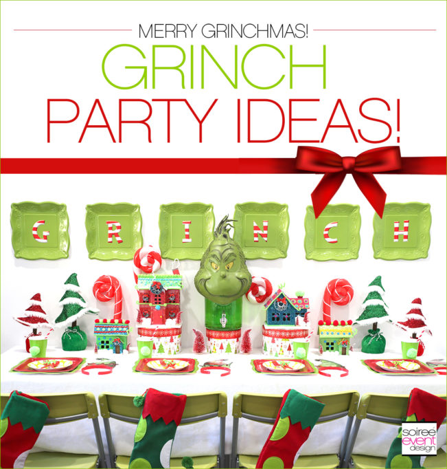 The Grinch Party Ideas