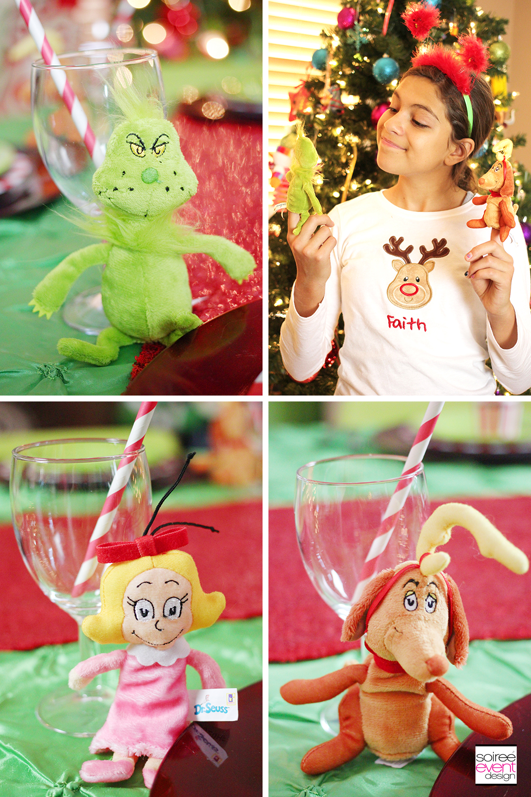 Grinch Party Ideas - Grinch Party Decorations
