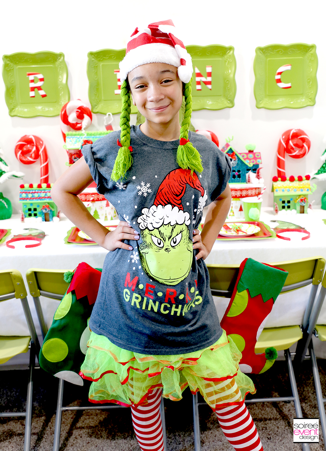 Grinch Party Ideas - Grinch Shirts