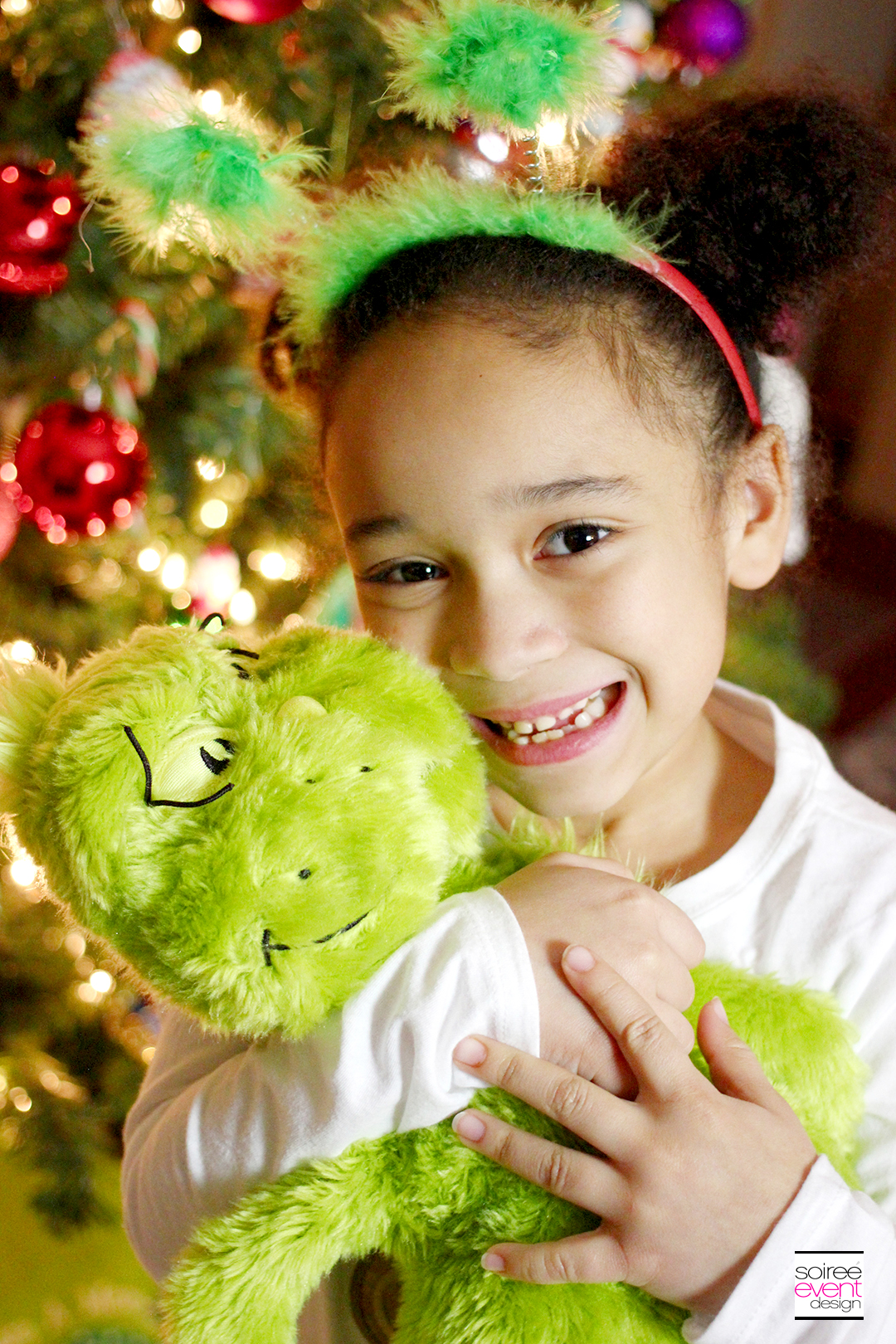 Grinch Party Ideas - Grinch Toys