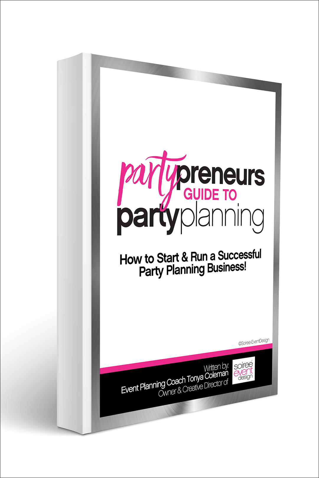 Partypreneur Guide to Party Planning