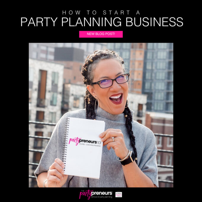 Become a Party Planner with the Partypreneurs School of Party Planning